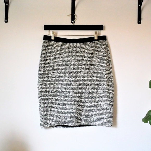 LOFT Dresses & Skirts - Ann Taylor Loft Marled Pencil Skirt Size 6